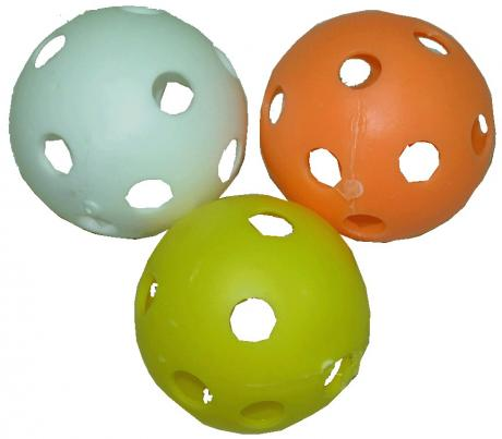 Plastic Ball w/ Holes